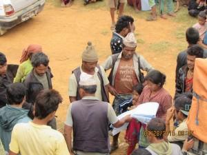 Nepal distribuzione