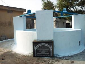 Challavaripalem - pozzo