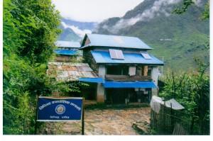 Nepal Tipling pannelli solari