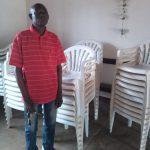 affitto sedie