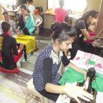 India Dheli gesuiti Bawana sartoria_10